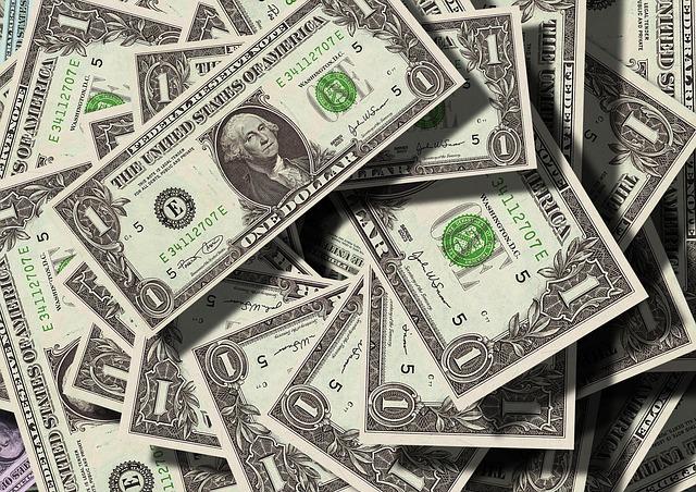 dollars pixabay